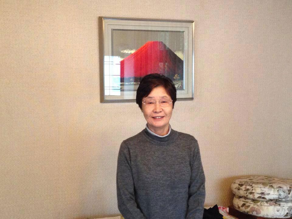 田口鈴子さん
