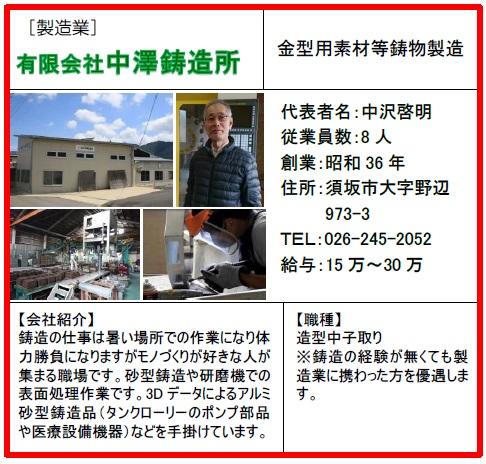 中澤鋳造所